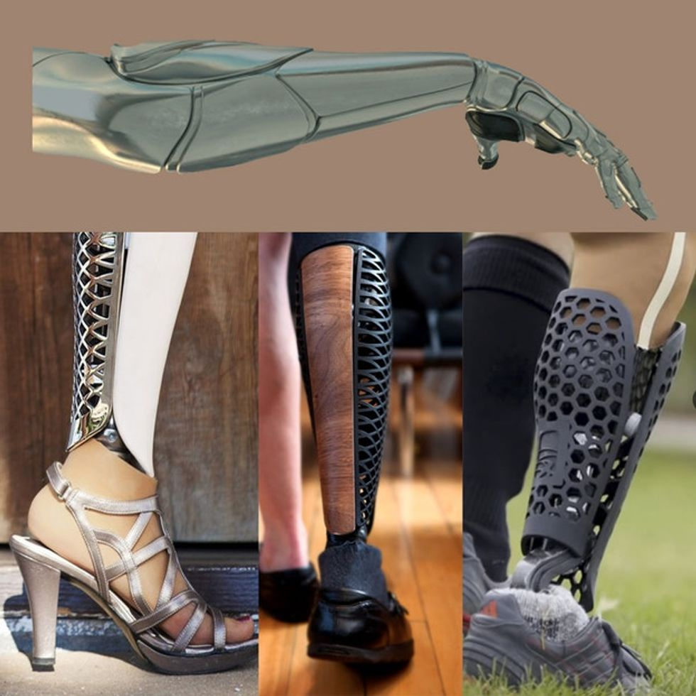 Artificial Limbs That Look 100% Badass — And These Are Just The Beginning
