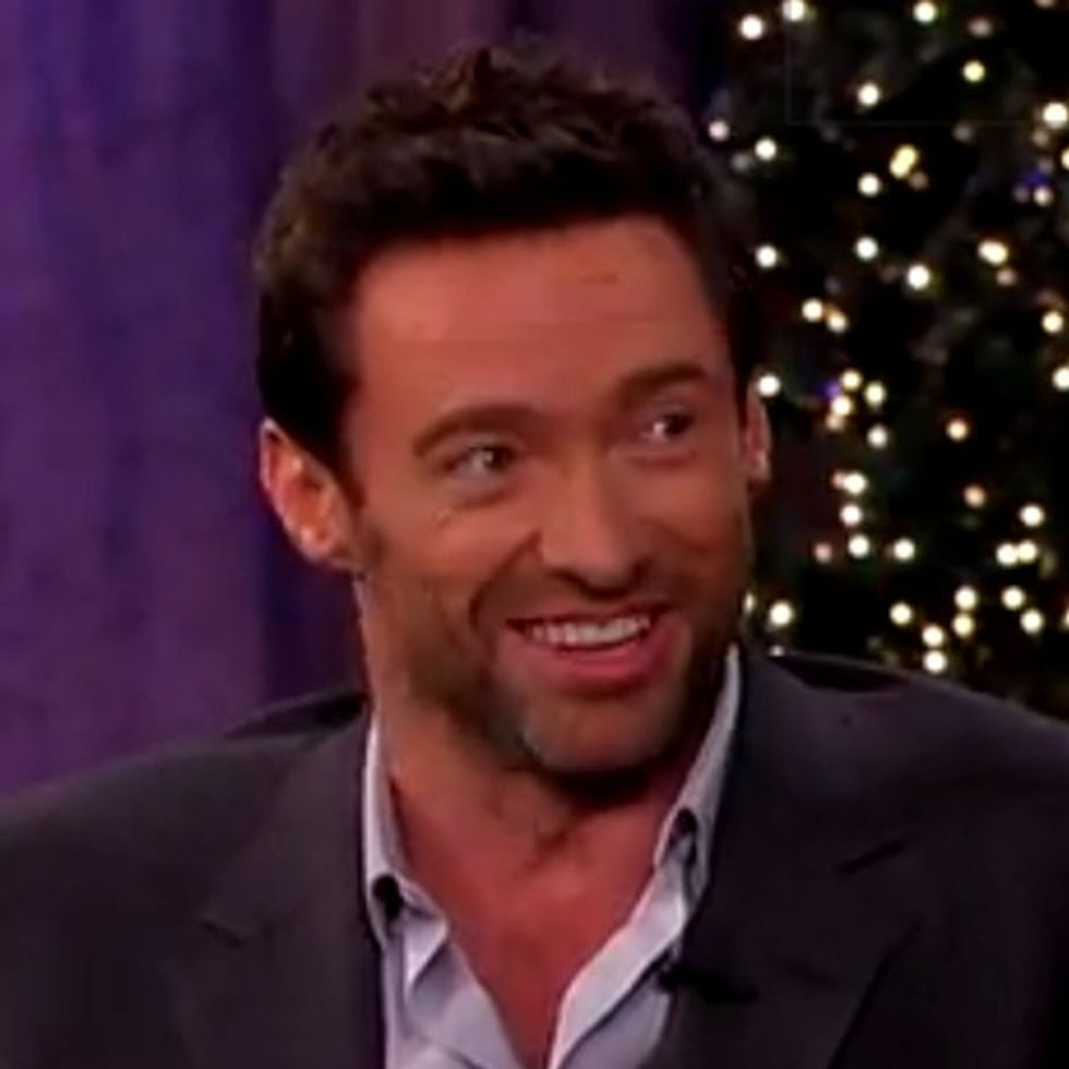 Hugh Jackman gives us a much-needed history lesson and a wake-up call.