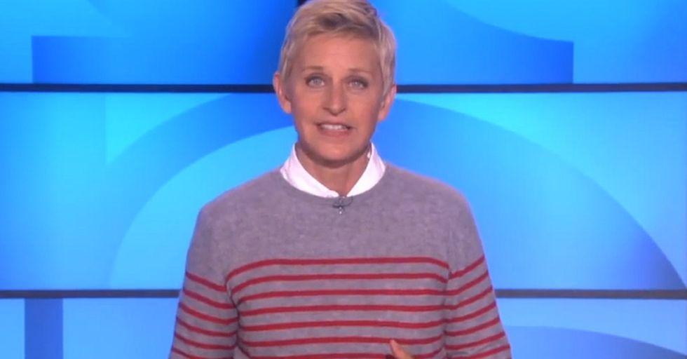 Abercrombie Just Got Served: Ellen Is Like a Decency Ninja