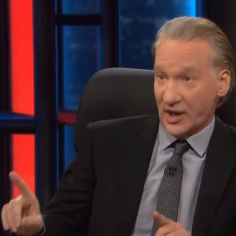 The One Where Bill Maher Gets Clobbered By A Knuckle Sandwich Of Fact
