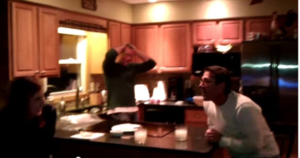 Son Gives His Gay Dads The Best News Ever. This Is Their Mildly NSFW Reaction.