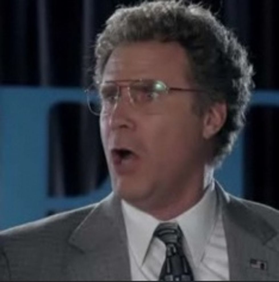Here's Why You Should Always Sit Through The End Of A Will Ferrell Movie