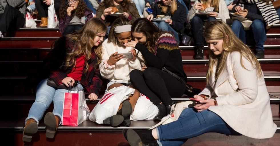 Teens may actually have a better handle on their social media use than we think.