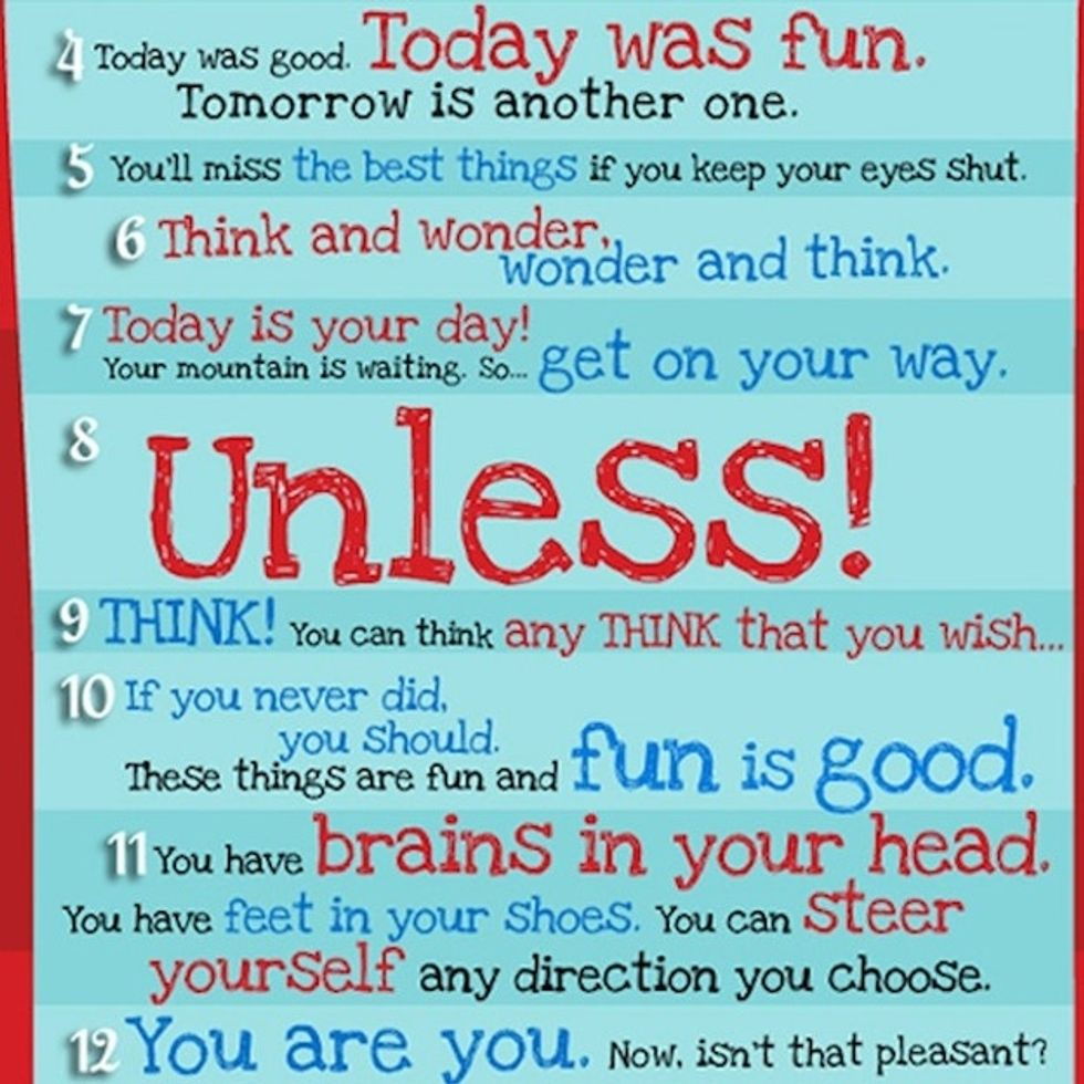 30 Classic Dr. Seuss Quotes That Will Change Your Life. Again.