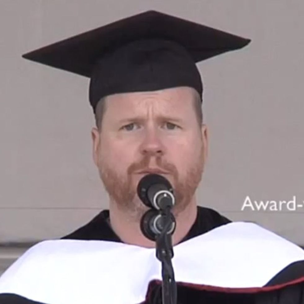 Behold The Bluntest, Deepest, And Deadliest Graduation Speech In The History Of The Known Universe