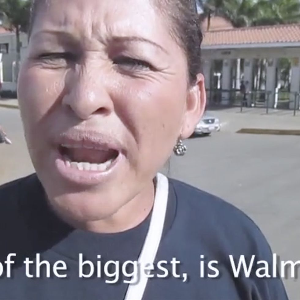 Will Walmart Wait For Another Total Disaster Before They Deal With This?