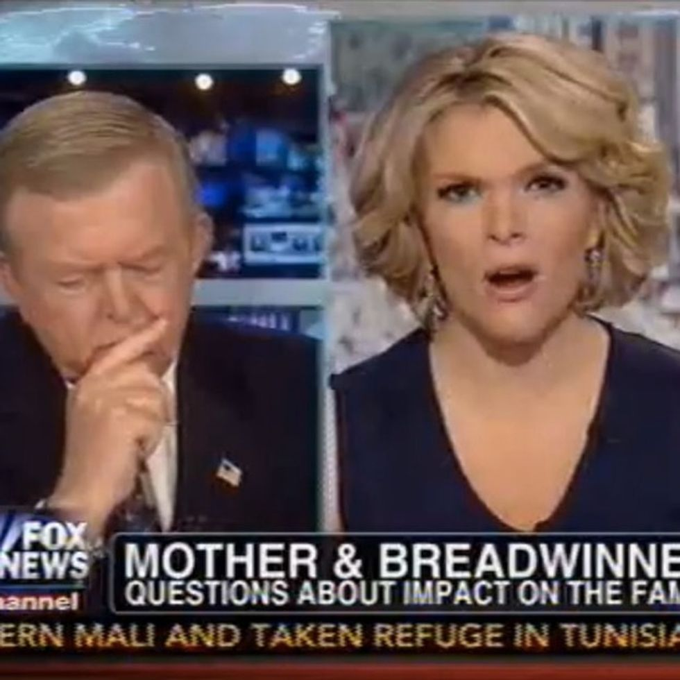 WOW: Fox Newswoman Lays Epic Smackdown On Fox Newsmen For Obvious And Blatant Misogyny