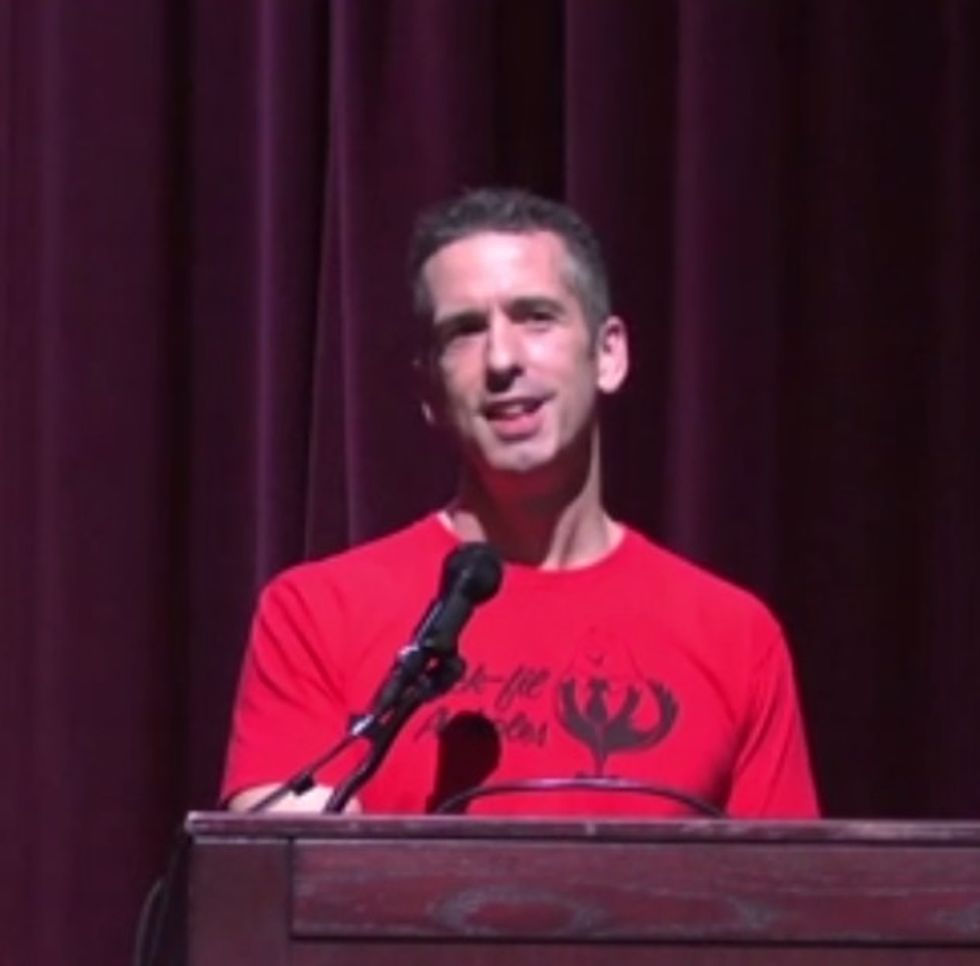 Dan Savage Can Be Controversial, But Can You Argue With The Advice He's Giving These Kids?