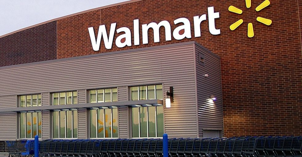 There's no way I'm ever shopping at Walmart again unless this gets fixed now. Right now.