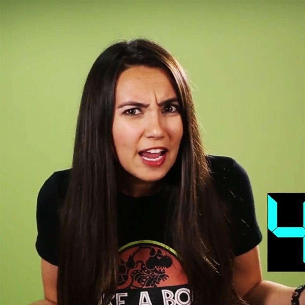 A Major Obstacle To Global Badassery, Explained (In 60 Seconds)