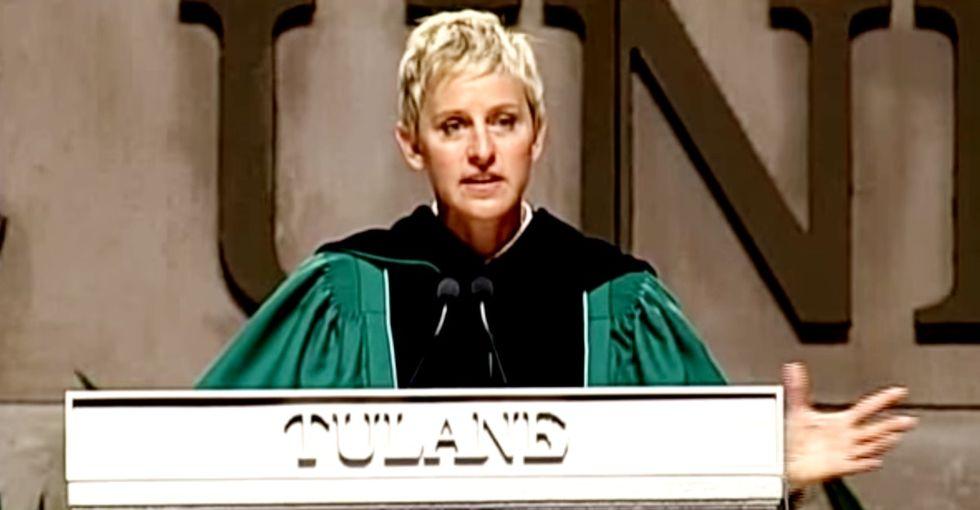 Ellen's tragic lesbian love story has the most beautiful ending.