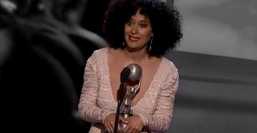 They Gave Her An Award. And In Return, She Gave A Bad@$$ Speech That All Women Should Hear.
