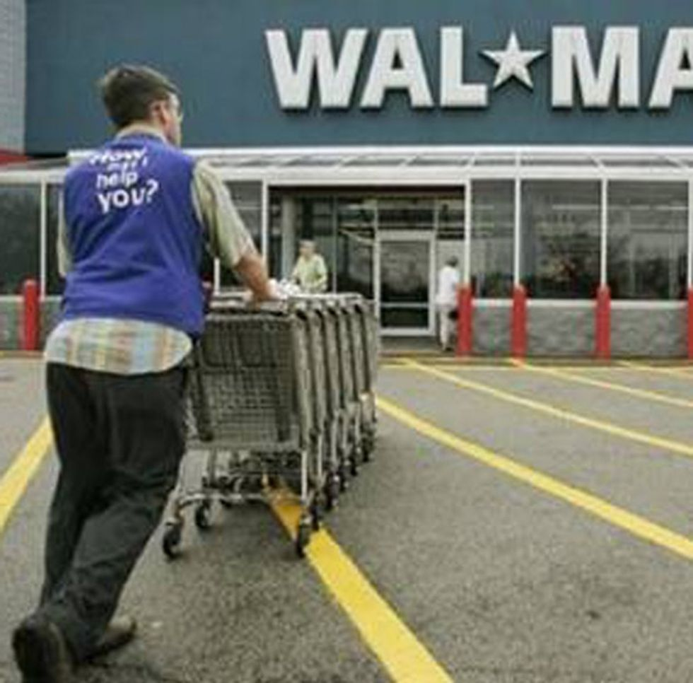 That Cheap Stuff You Just Bought At Walmart? Turns Out It Cost $6,000 More Than You Thought.
