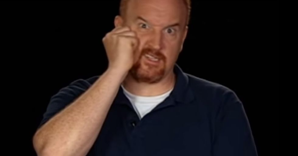 Louis C.K. Admits Some Things About Being A Father That Most Men Would Never Say Publicly