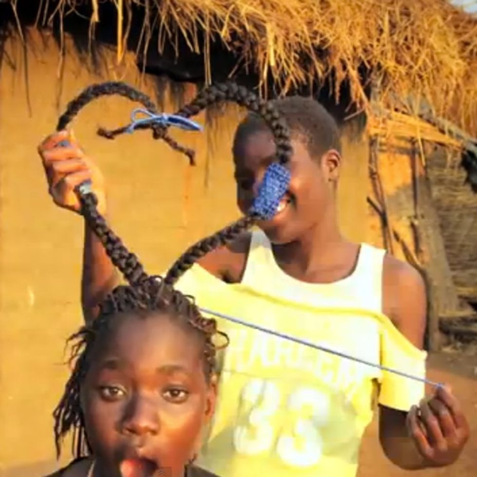 I'LL TAKE IT FROM HERE: A Young Girl Shows The World EXACTLY What She's Capable Of