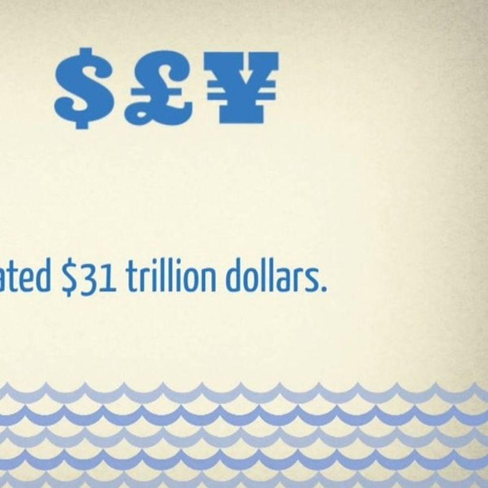 WOW: $31 Trillion Should Wake Us Up ... After We Faint From The Lack Of Oxygen