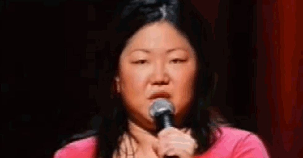 This comedian is so funny, you won't realize you heard something meaningful until she takes her bow.