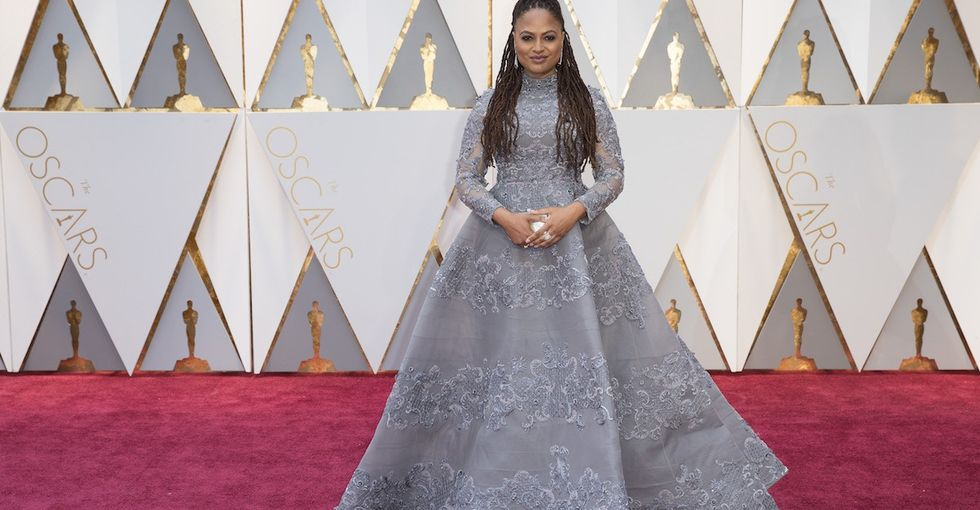 What do you do with wild commercial success? If you're Ava DuVernay, you pass it on.