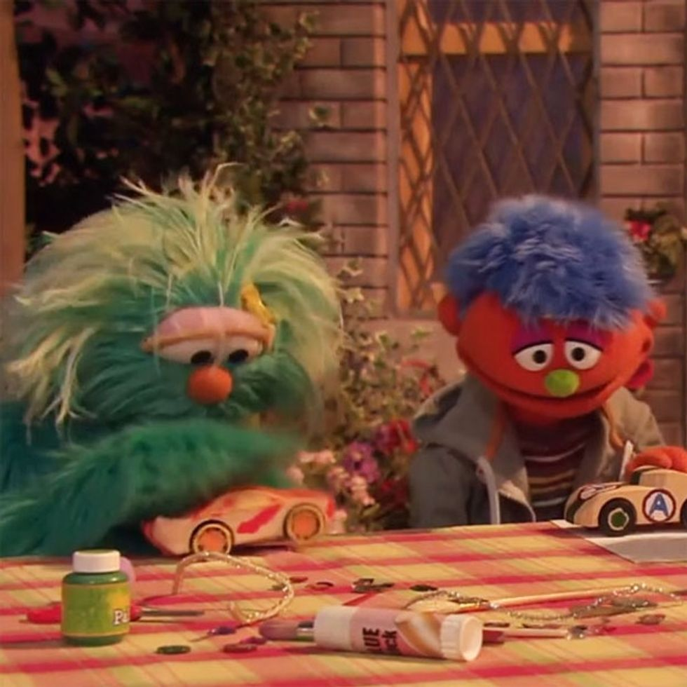 Cookie Monster Is In Jail? I'm Actually Really Happy About The Reason Why.