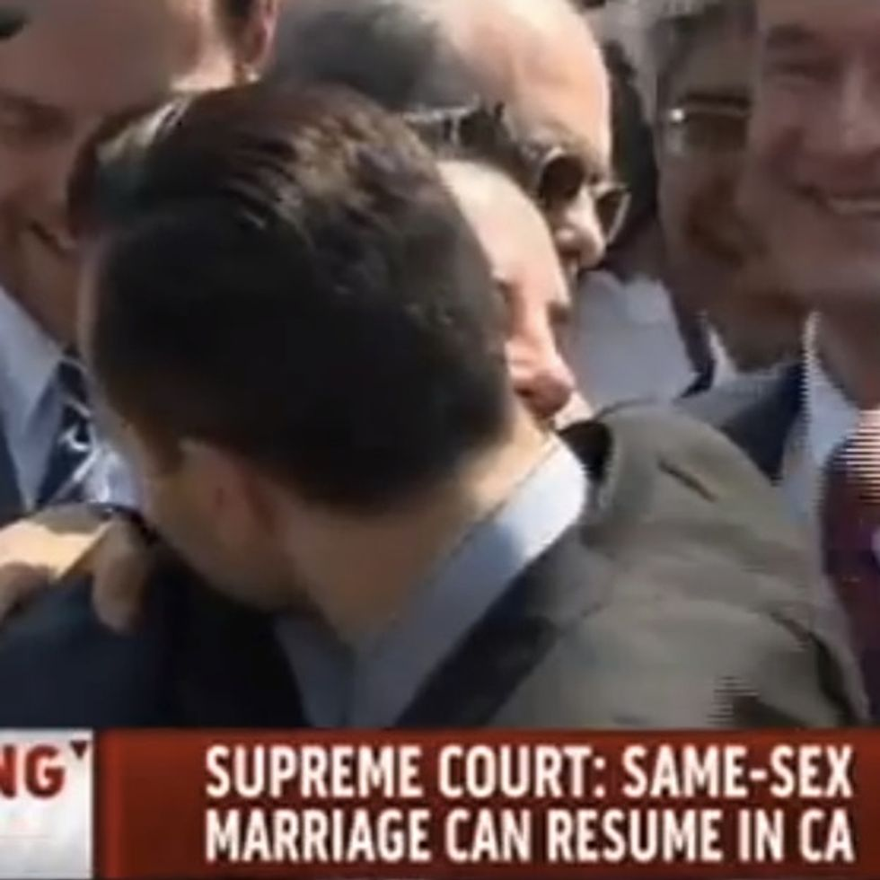 Here's The First Marriage Proposal On TV After Love Was Ruled Constitutional. You're Welcome.