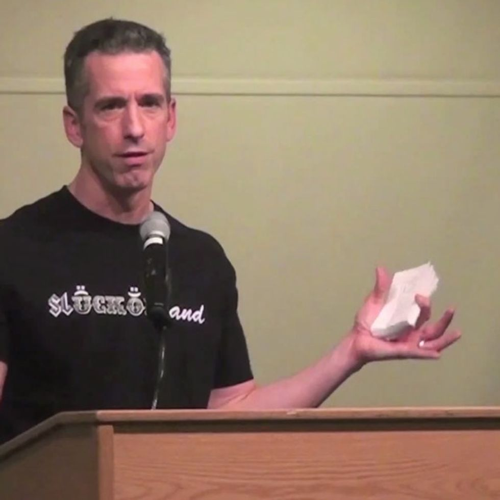 Dan Savage's Shockingly Simple Advice To A Girl Suffering From Sexist Name Calling