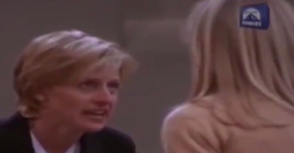 Remember How Shocking It Was When Ellen Came Out On TV? Look How Far We've Come Since Then.