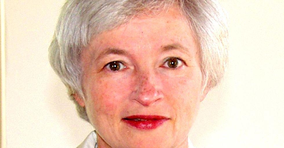 Her Husband Won A Nobel Prize. But She Just Became A WAY Bigger Deal.