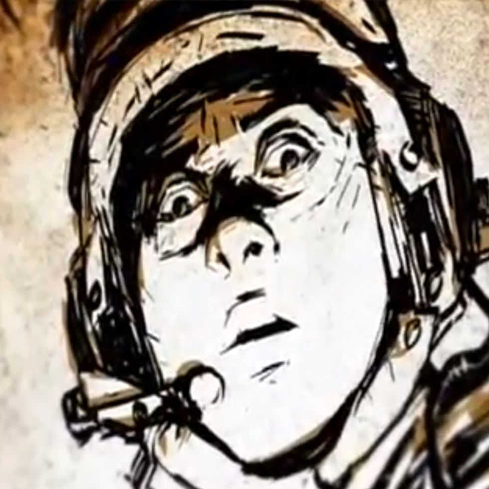 What Goes Through A Soldier's Mind During An Attack? Might Not Be What You Expect.