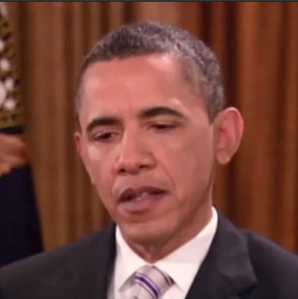Watch: This Is What Obama Telling The Truth Would Look Like