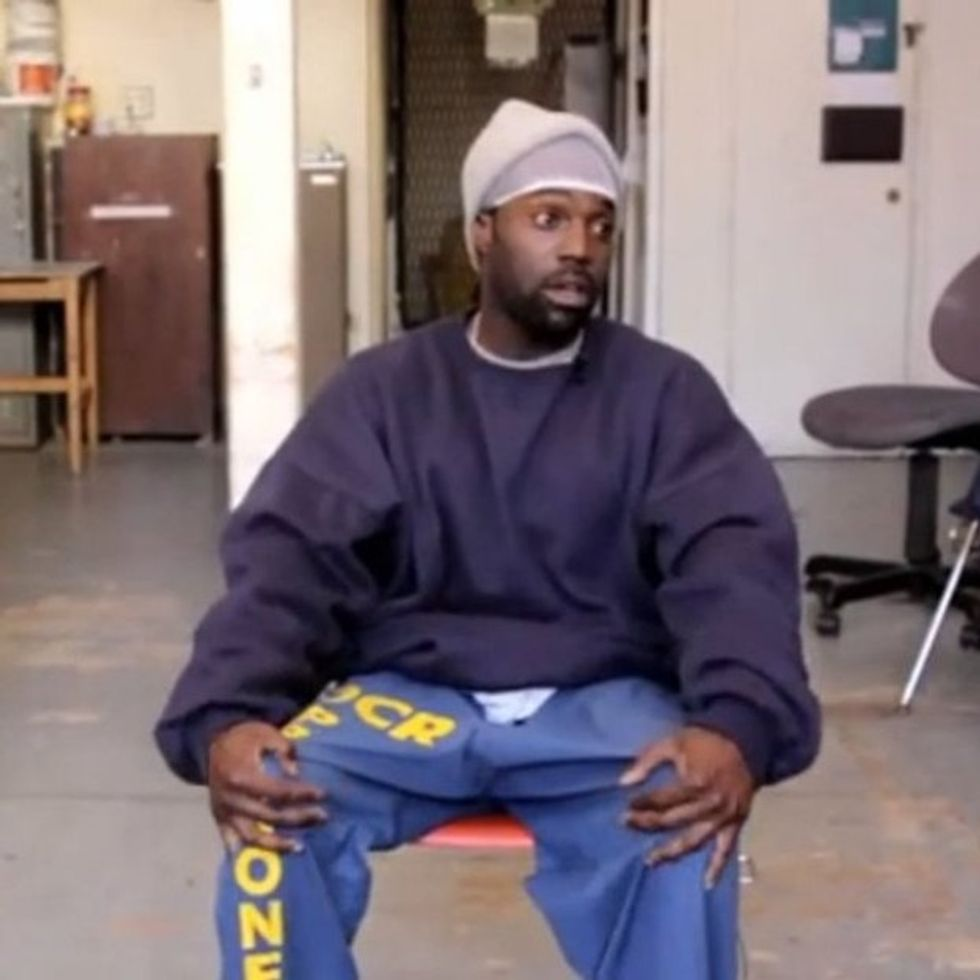 Listen To A Guy Describe How He Got 'Fixed' While In Prison. It's Not What You Think.
