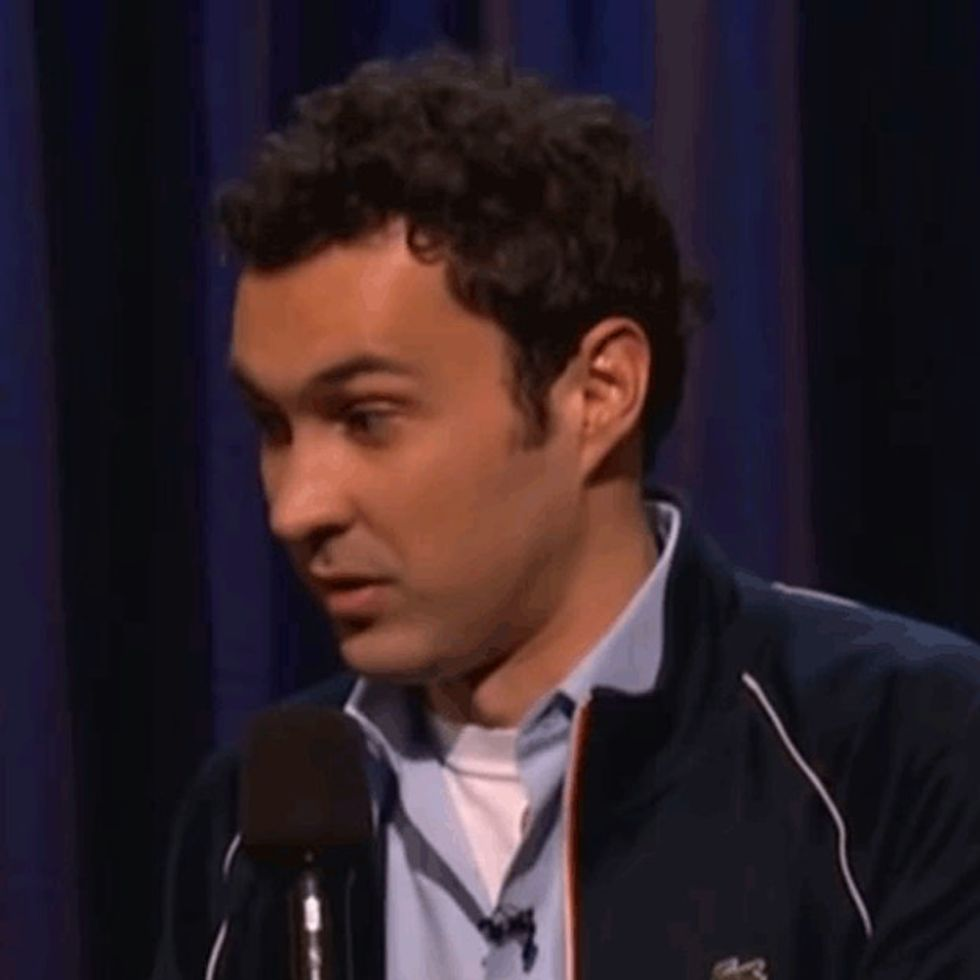 If I Ever Hit On A Straight Guy, I Would Want Him To Be Just Like This Comedian