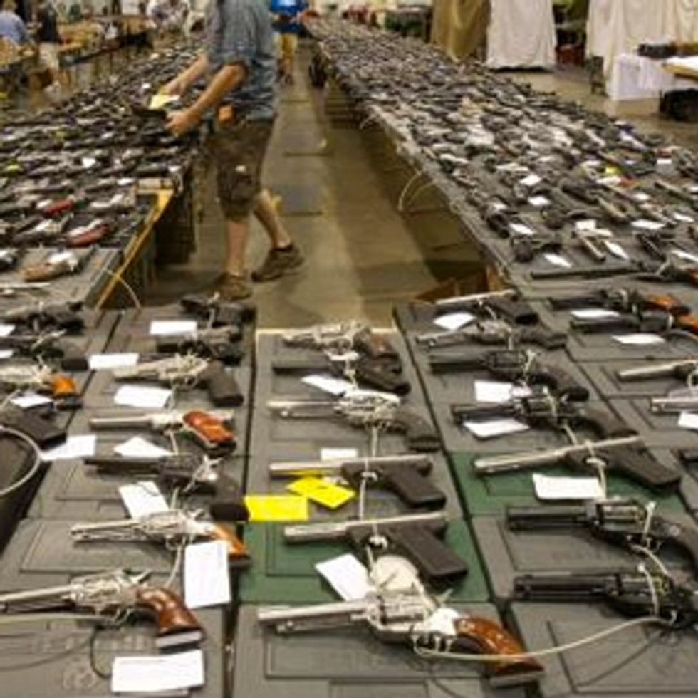 10 Terrifying Facts About Guns In The U.S.