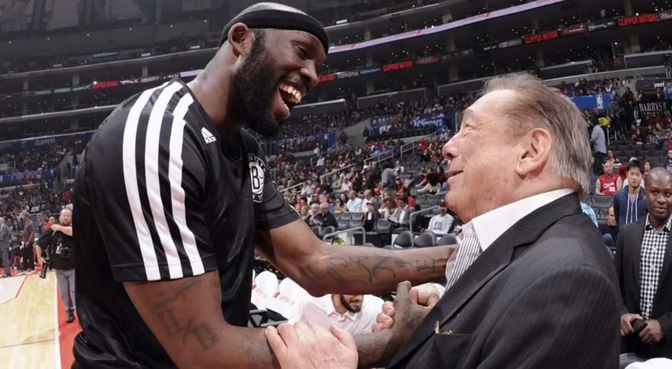 Rich, Old, White NBA Owner Says Offensive Things. So The NBA Went Ahead And Banned Him For Life.