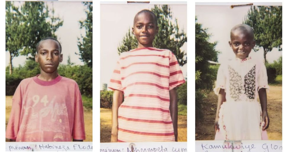 20 Years After The Rwandan Genocide, Polaroids Show How Far Its Children Have Come