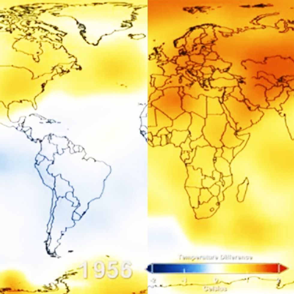 Everything You Need To See To Convince You That Climate Change Is Happening (In 14 Seconds)