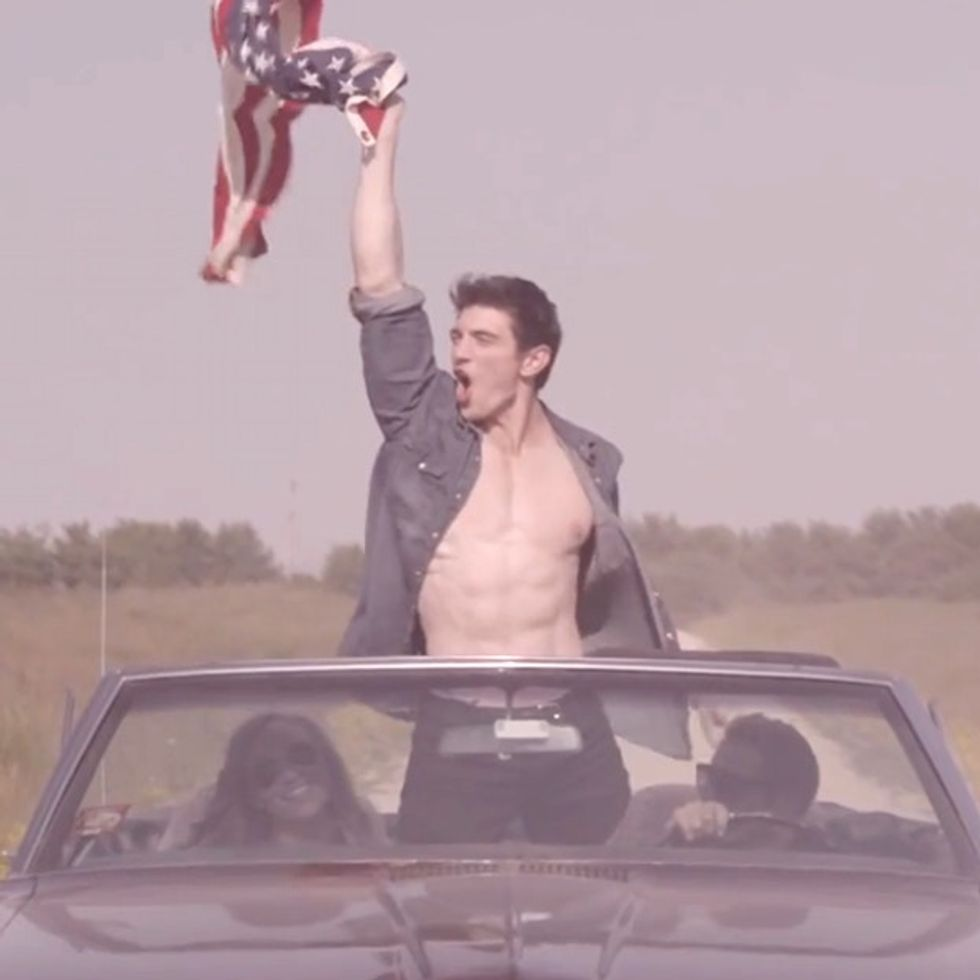 The Love Interest In This Country Music Video Is Getting A Lot Of Attention, But Why?