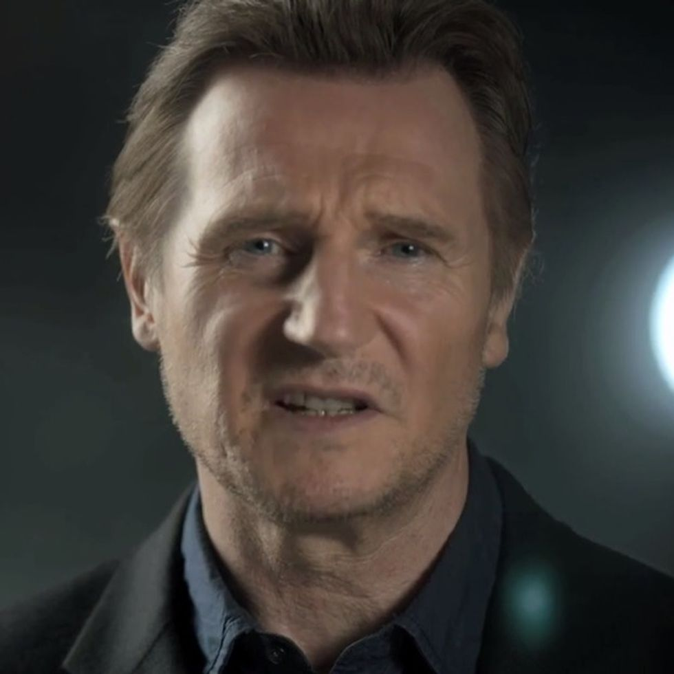 Liam Neeson Is Waking Us Up To The Painful Truth About Our Children That We Can't See