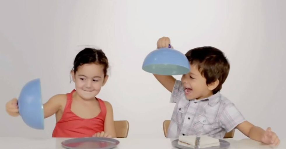 Watch these kids shut down a problem that grown-ups have been trying to solve for centuries.