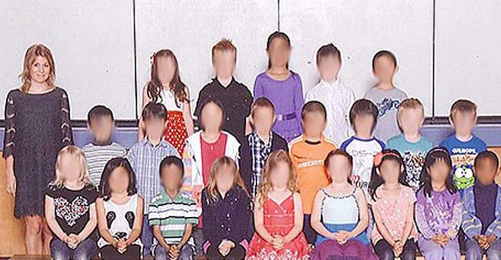 'One Of These Things Is Not Like The Others' Shouldn't Have Come To Mind When I Viewed A Class Photo