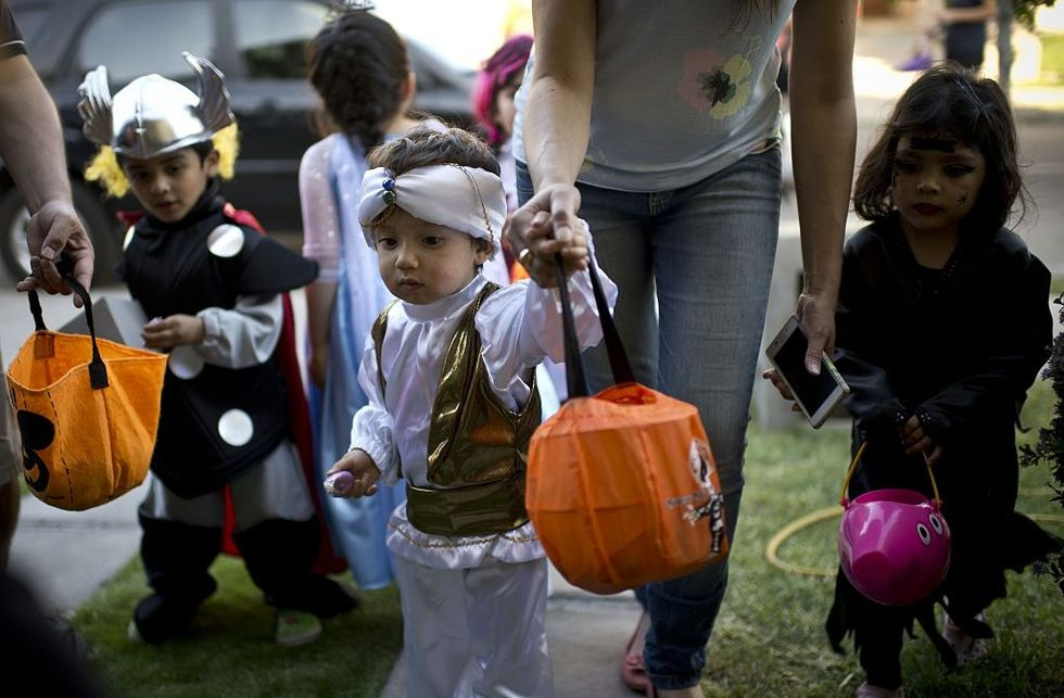 You can go to jail in this Virginia town for trick-or-treating at the wrong age.