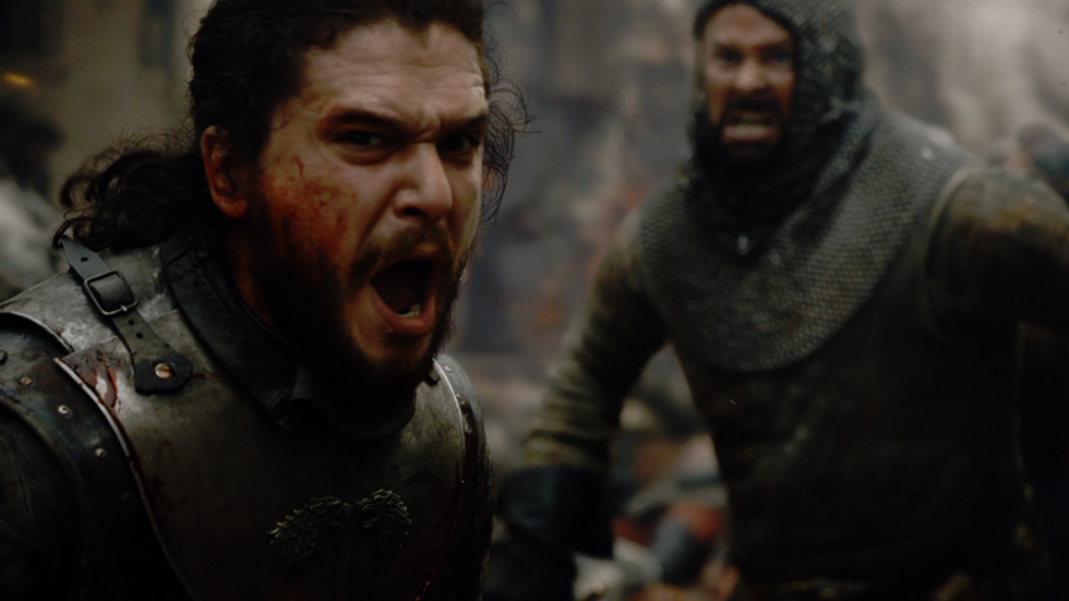 My Reaction to Season 8 Episode 5 of Game of Thrones as told by GIFs