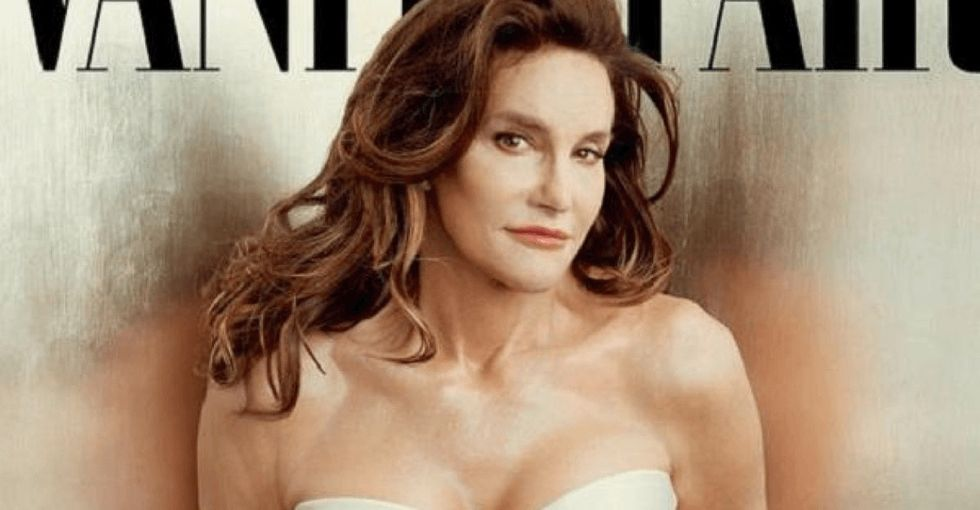 Caitlyn Jenner: 'I'm a woman.'  The former world's greatest athlete comes out.