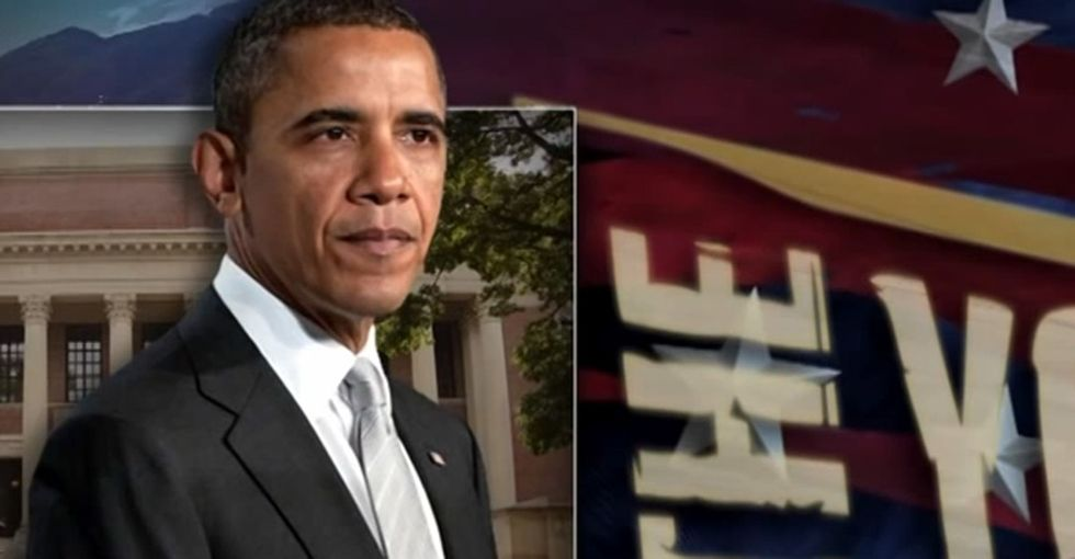 The Plan That Will Make College Students Love President Obama For ... Oh, About Two Years