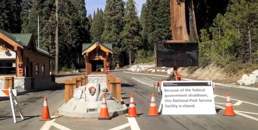 National Park Service Workers Tell The Truth About The Shutdown, And It's Haunting