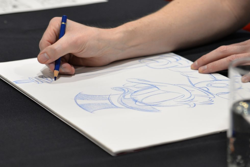 The 15-Day Disney Drawing Challenge For The Artistic ​Mouseketeer