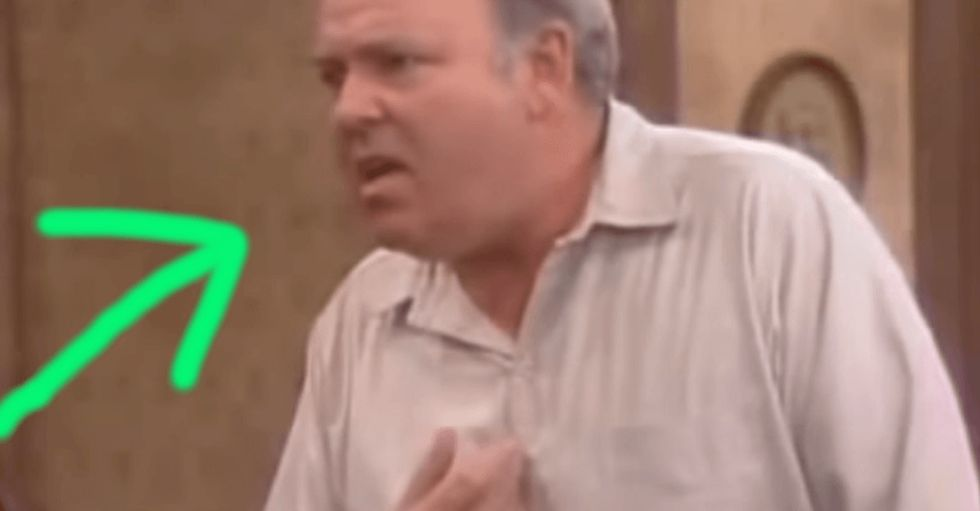 Archie Bunker's Brilliant (?) Summary Of What Equal Pay Would Do To America