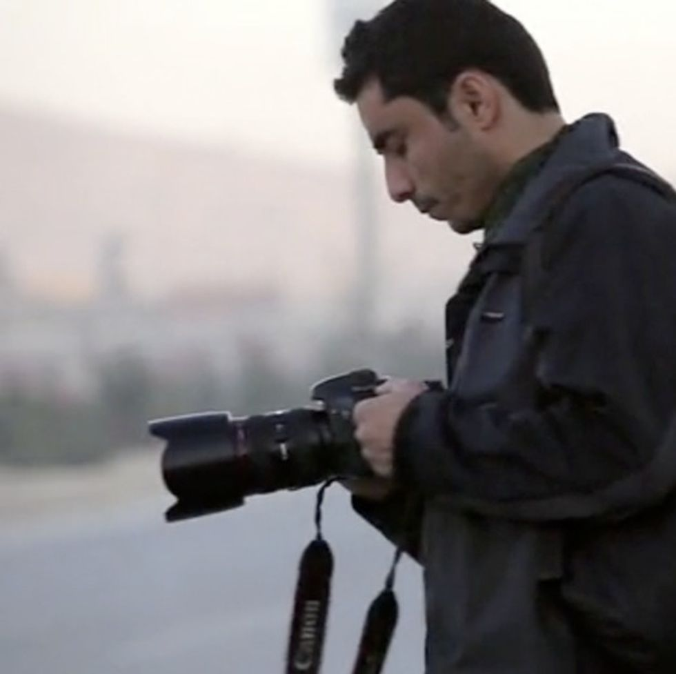 Dear Religious Extremists: The Cameras Are Staying, And That's Final