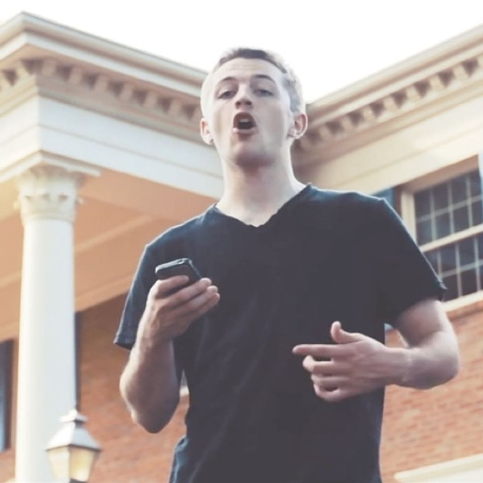 A School Gave A Frat Boy The Same Bland, Empty Lecture On Drinking … Here's His Response