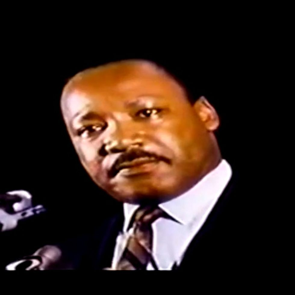 Before he was assassinated, MLK had a really radical idea.