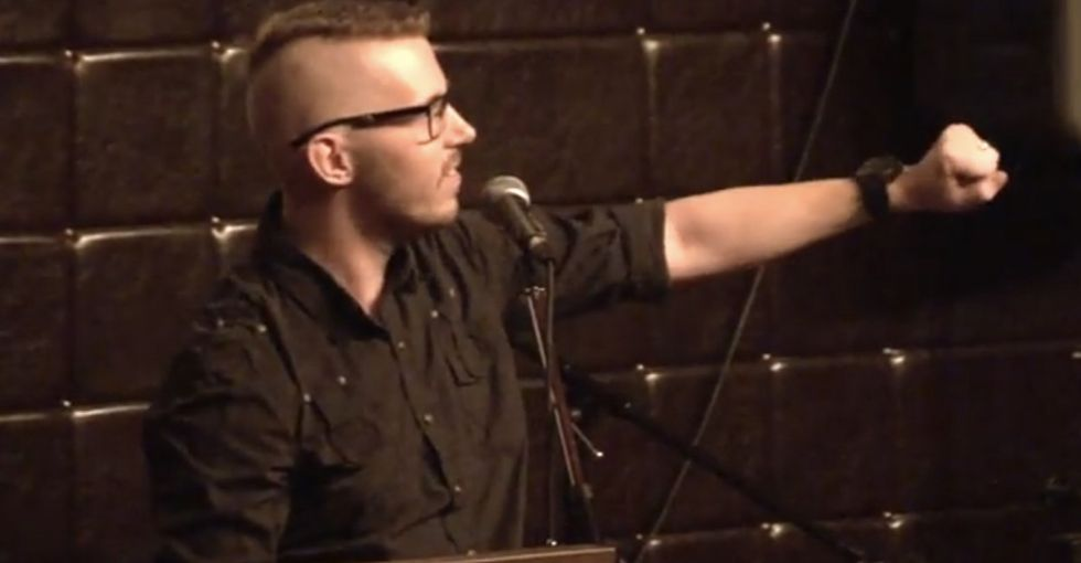 Terminally Ill Patient Tries To Do Comedy. He Totally Kills It.